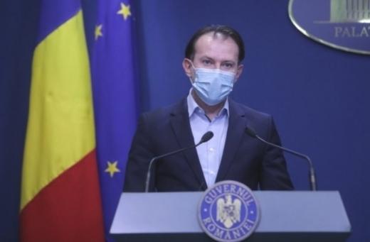 Premierul Florin Cîțu, în vizită la Cluj-Napoca.