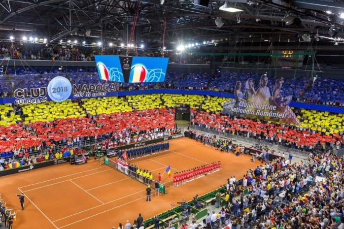Weekend plin de tenis la Cluj! România – Italia se joacă în BT Arena. Programul meciurilor