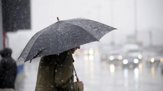 Vremea la Cluj rămâne rea! Urmează zile cu ploi și vânt