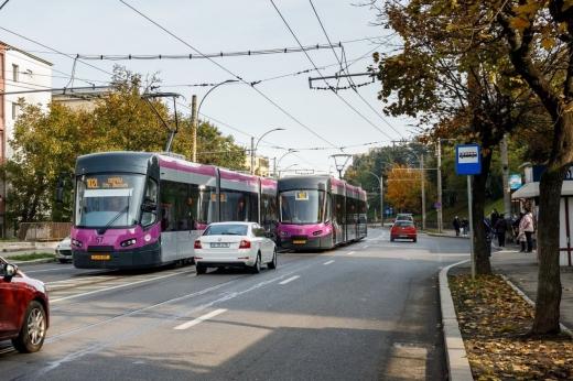 Încă patru tramvaie Astra Imperio vor intra în circulație, la Cluj-Napoca