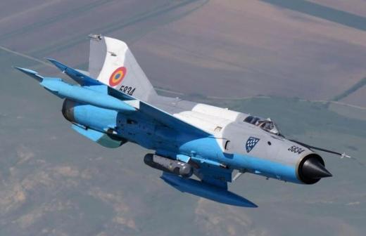 BREAKING NEWS. Un avion MIG-21 de la Baza Aeriană Câmpia Turzii s-a PRĂBUȘIT