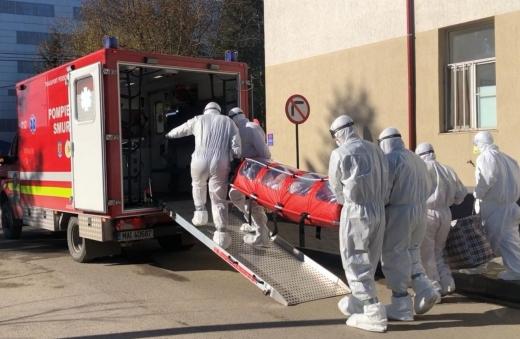 RECORD: 237 de bolnavi de COVID-19 au murit în ultimele 24 de ore, la nivel național