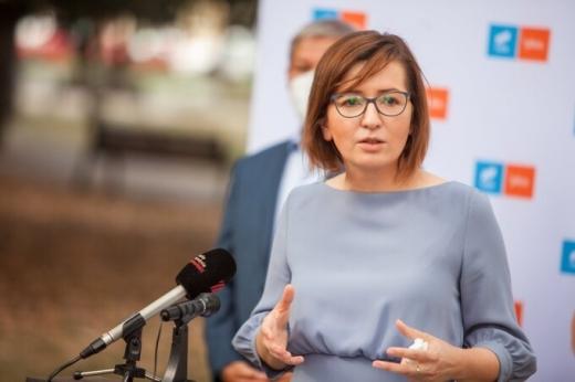 Ioana Mihăilă, fostă studentă la UMF Cluj, numită în funcția de ministru al Sănătății.