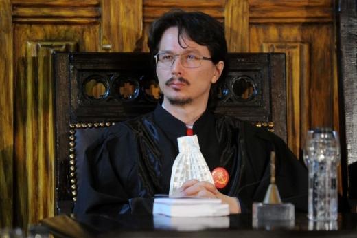 Cristi Dănileț, judecător clujean, vizat pentru suspendare din cauza unor discuții pe Facebook