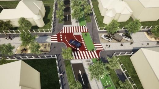 Ce lucrări se anunță anul acesta în Grigorescu? Străzile nu vor fi asfaltate, dar se caută loc pentru parking.