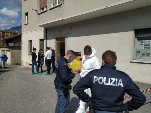 O tânără din Cluj, ucisă cu sălbăticie în apartamentul din Italia. Polițiștii au prins criminalul