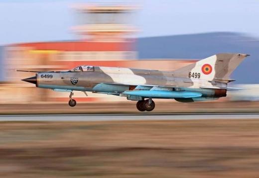 Pilotul MIG-ului 21 care s-a prăbușit în județul Mureș a fost operat cu succes