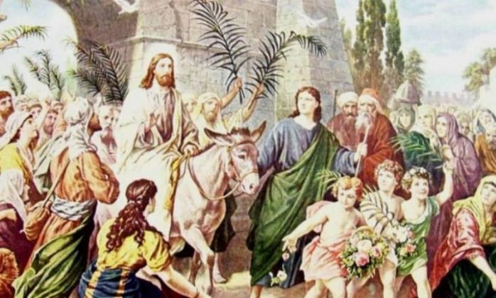Sărbătoare cu roșu în calendarul Ortodox. Duminica Floriilor înainte de Săptămâna Mare