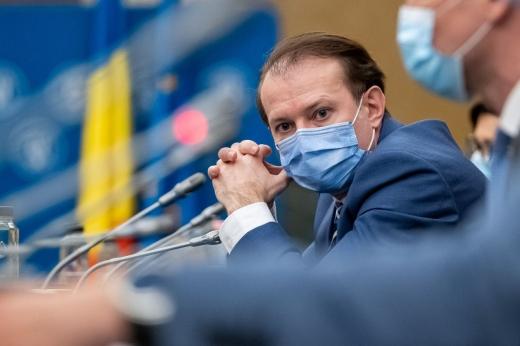 """Premierul Florin Cîțu, apel la prefecți: """"Aș vrea să văd cât mai multe evenimente legate de vaccinare"""""""