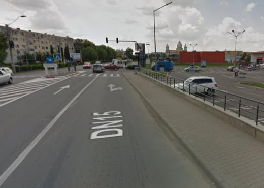 Accident pe Calea Victoriei, în Turda! Un pasager a ajuns la spital