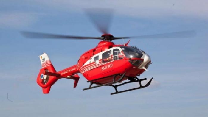 Bărbat, împușcat ÎN CAP la vânătoare, transportat de urgență la spital cu elicopter SMURD