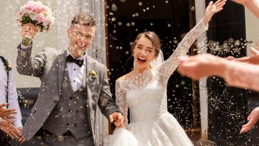 Câte persoane au voie la nuntă și botez după 15 mai? Vaccinații, favorizați de autorități