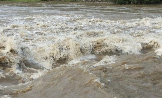 COD GALBEN de inundații în județul Cluj!