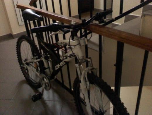 Un clujean a furat biciclete dintr-un bloc din Grigorescu. A fost reținut pentru 24 de ore