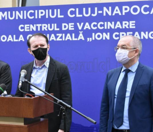 """""""Tandem"""" Boc-Cîțu la șefia PNL? Premierul și Emil Boc, întâlnire pentru a stabili un parteneriat pentru Congres."""