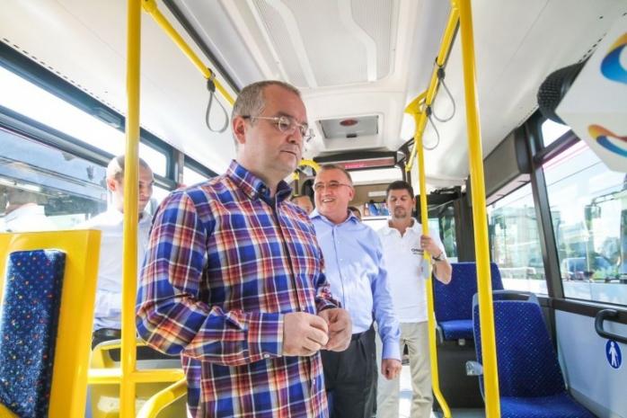 """Transport în comun GRATUIT vinerea, din iunie. Boc: """"Am găsit soluția legală, o implementăm de la 1 iunie"""""""