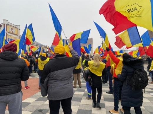 """O firmă din Cluj a primit aproape 150.000 lei din fonduri publice de la AUR. Banii au rămas """"în familie"""""""
