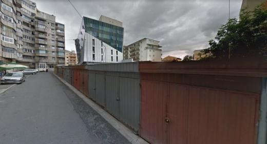 Începe demolarea GARAJELOR în Mărăști și Plopilor! 1.000 de somații vor fi trimise în iunie