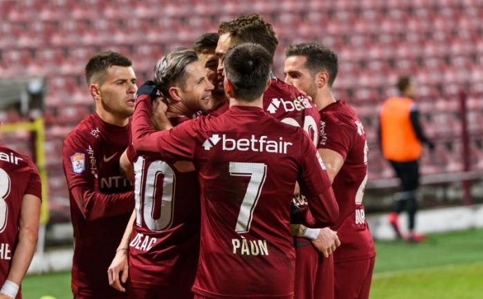 CFR Cluj - FCSB se joacă astăzi în Gruia! Probleme cu banii la campioana României