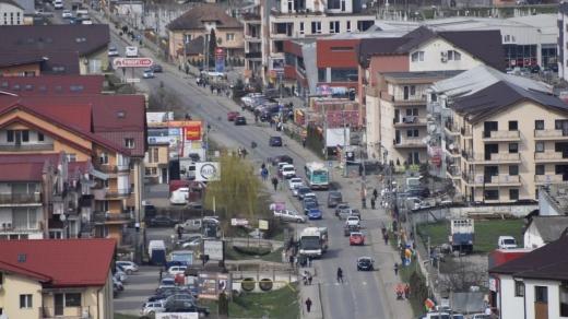 ATENȚIE șoferi! Strada Eroilor din Florești este închisă traficului