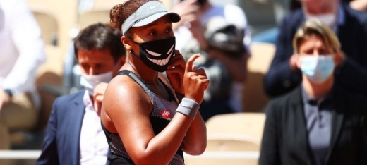 Naomi Osaka s-a retras de la Roland Garros după scandalul cu presa