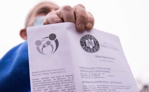 Românii, nerăbdători să scape de COVID! Peste 70.000 de persoane vaccinate în 24 de ore.
