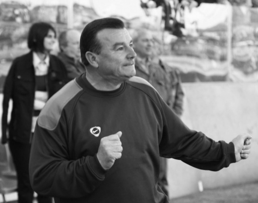 """A murit Ioan Pop, fostul administrator al stadionului din Gruia, dedicat """"trup și suflet"""" clubului CFR Cluj"""