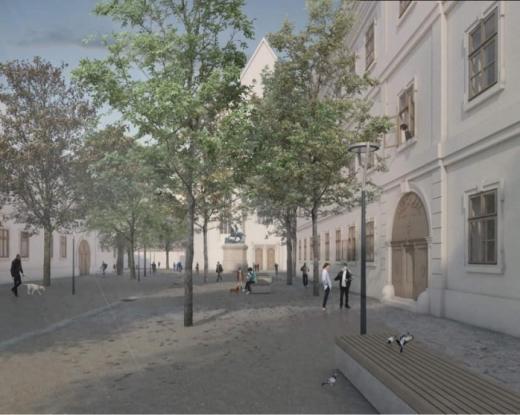 Vara aduce demararea lucrărilor în centrul Clujului. Zece străzi intră în șantier până în 2023 .