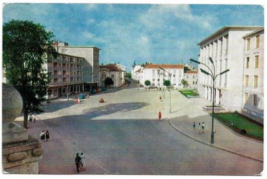 POZA ZILEI. Cum arăta centrul Clujului în urmă cu jumătate de secol?