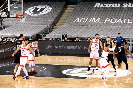 U-BT Cluj joacă cu titlul pe masă la Oradea. Bihorenii vor juca cu SALA PLINĂ
