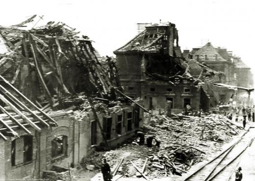 Clujul la început de vară, în urmă cu 75 de ani! Amintirea TRAGICĂ despre care nu mulți știu. GALERIE FOTO
