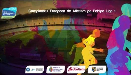 Patru sportivi care vor participa la Jocurile Olimpice de la Tokyo concurează în weekend la Cluj