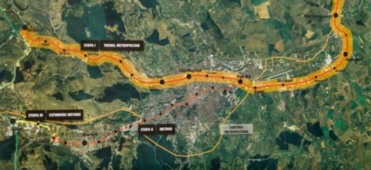 Ce impact va avea metroul asupra pieței imobiliare din Cluj: case DEMOLATE, iar prețurile apartamentelor vor CREȘTE
