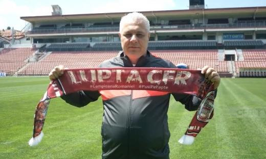 Continuă revoluția la CFR Cluj! Marius Șumudică a anunțat două noi transferuri în Gruia