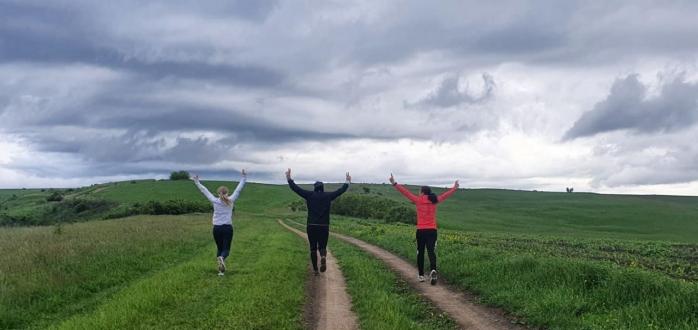 Weekend de poveste la Cojocna! Întreceri de alergare printre lanurile de lavandă