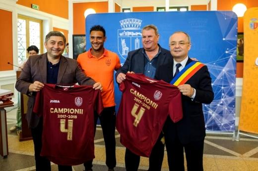 CFR Cluj, de patru ori campioană la rând, primește de la Primăria Cluj-Napoca ZERO LEI.