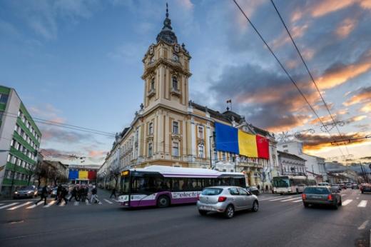 Clujul și alte două orașe din țară absorb aproape jumătate din investițiile străine
