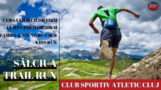 Sălciua Trail Run, un nou concurs de alergare marca Clubul Athletic