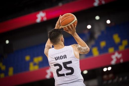 U-BT Cluj-Napoca l-a pierdut pe David Vida! Jucătorul a semnat cu o rivală