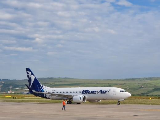 Zboruri directe spre Madrid, de pe Aeroportul Cluj, de două ori pe săptămână