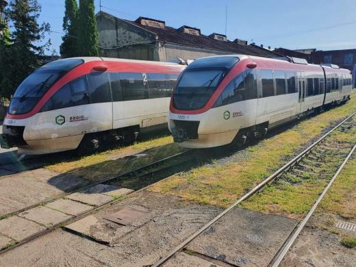 Clujenii se bucură de trenuri noi! Transferoviar vine cu garnituri şi rute noi