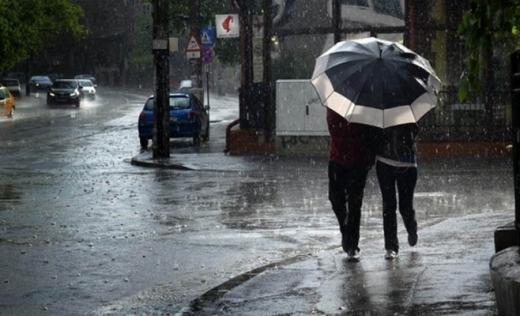 Clujul, sub cod galben de ploi TORENŢIALE, grindină şi VIJELII.