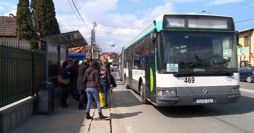 Floreștenii, exasperați de autobuzele fără aer condiționat