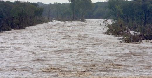 ATENȚIE! COD GALBEN de inundații pe râurile din Cluj, până sâmbătă la miezul nopții