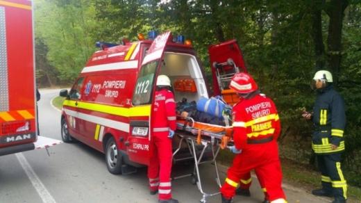 Un bărbat de 65 de ani a MURIT după ce a căzut de la etajul unui bloc din Mănăștur.
