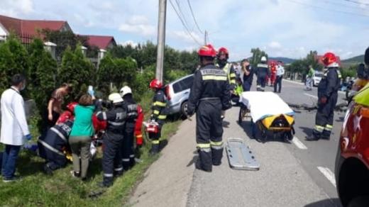 Dramă pe șosea! O femeie gravidă a murit nevinovată într-un accident