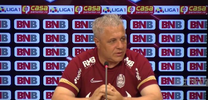 Marius Șumudică impresionat de ce a găsit la Cluj