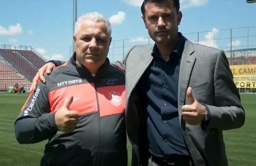 Marius Șumudică, mândru de atmosfera făcută de fanii lui CFR Cluj