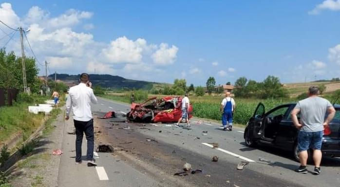 ACCIDENT GRAV între Sânpaul și Mihăiești! Traficul blocat pe ambele sensuri
