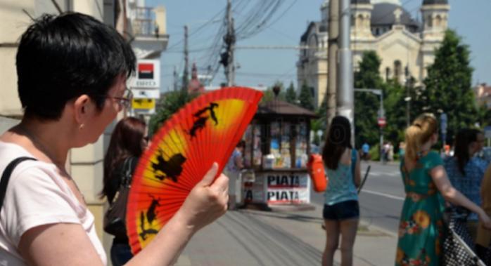 Zile cu 33 de grade și doar 3% șanse de ploaie, în Cluj! Prognoza meteo pentru 10 zile